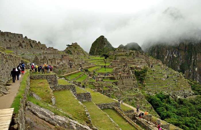 Machu Picchu on wired2theworld.com
