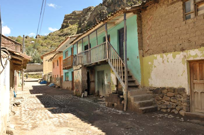 Ollantaytambo Street