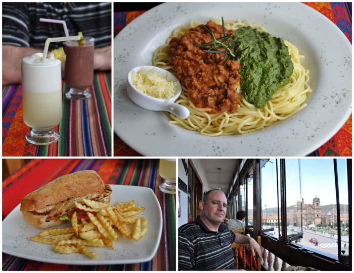 Cusco Dining05