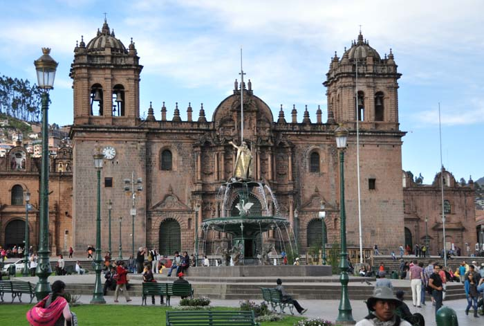 Post image for Walking Around Cusco