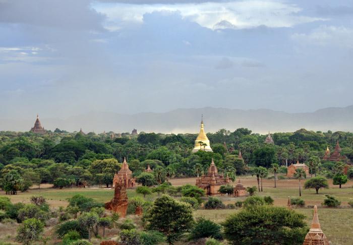 Cambodia and Burma 2014