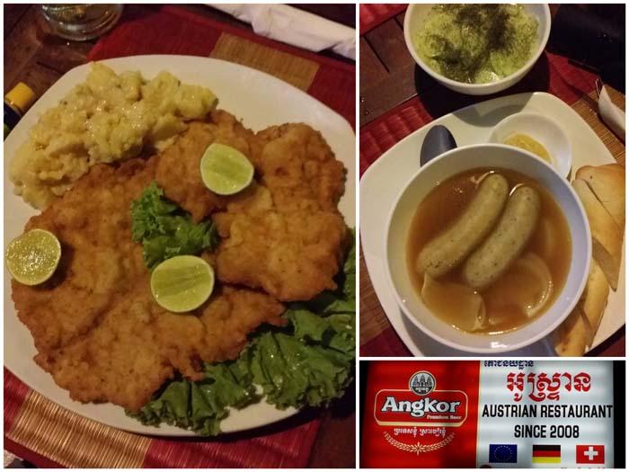 Siem Reap Austrian Restaurant