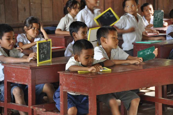 Post image for Koh Ker School, Cambodia and the Ponheary Ly Foundation