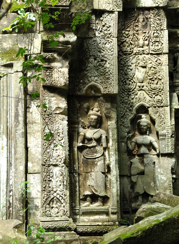 Apsara at Beng Mealea