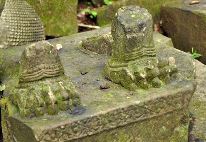 Feet at Beng Mealea