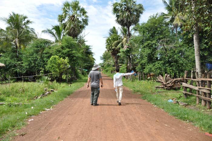 Koh Ker Village