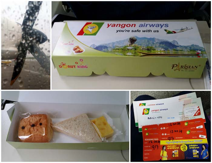 Yangon Airways