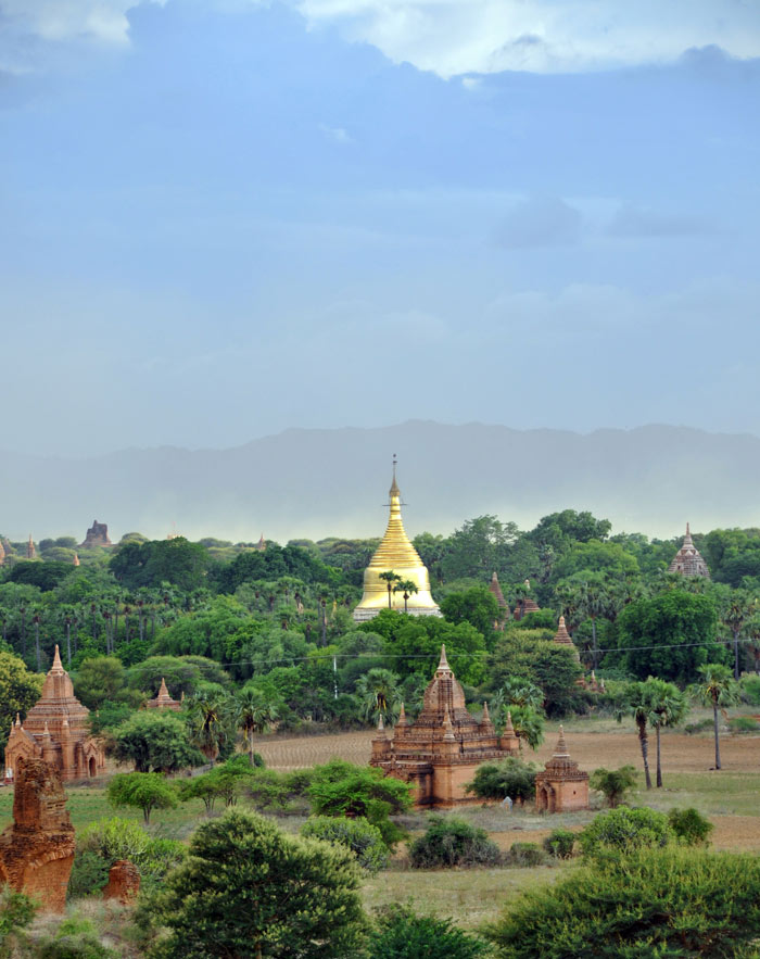 Post image for Visiting the Temples in Bagan, Myanmar (Burma)- Part 1