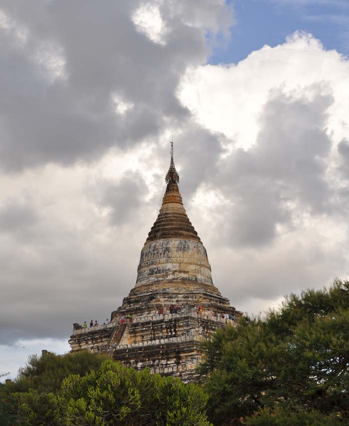 Post image for Visiting the Temples of Bagan Myanmar-Part 2