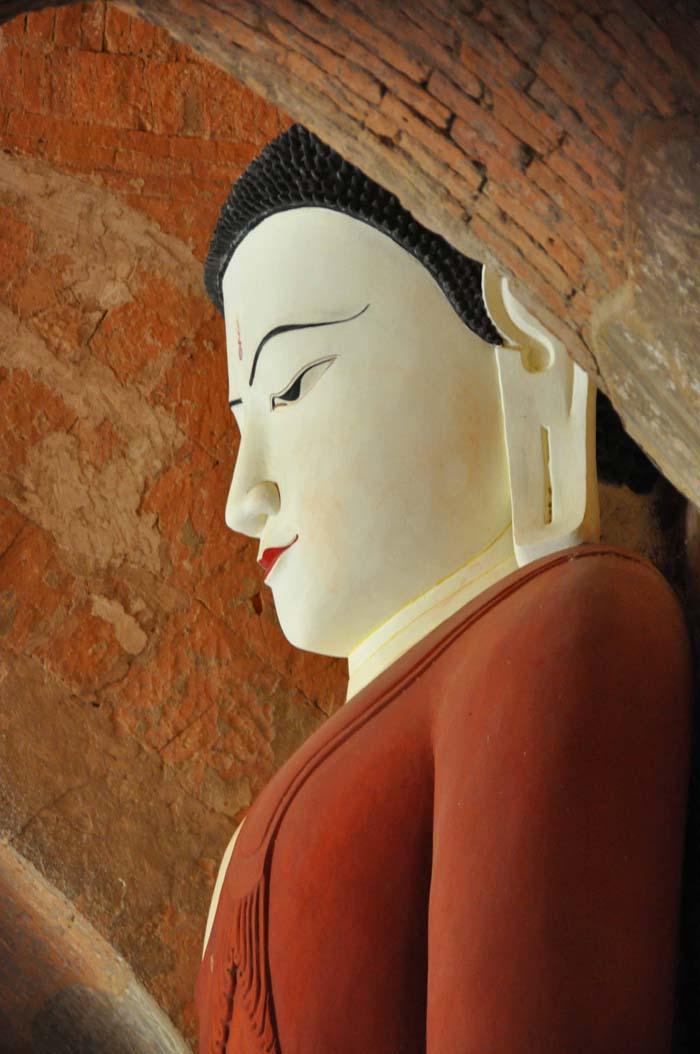 Sulamani Temple Buddha