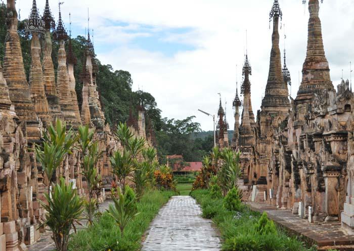 Kakku Myanmar (Burma) (12)