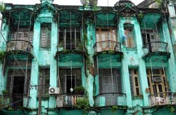 Thumbnail image for Heritage Building Walking Tour Yangon, Myanmar
