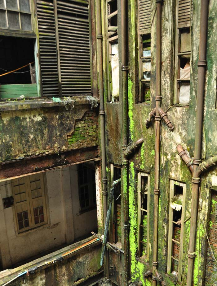 Heritage Building Tour Yangon