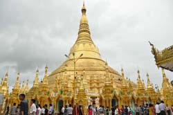 Thumbnail image for Schwedagon Pagoda, Yangon and Lunch at 999 Shan Noodle
