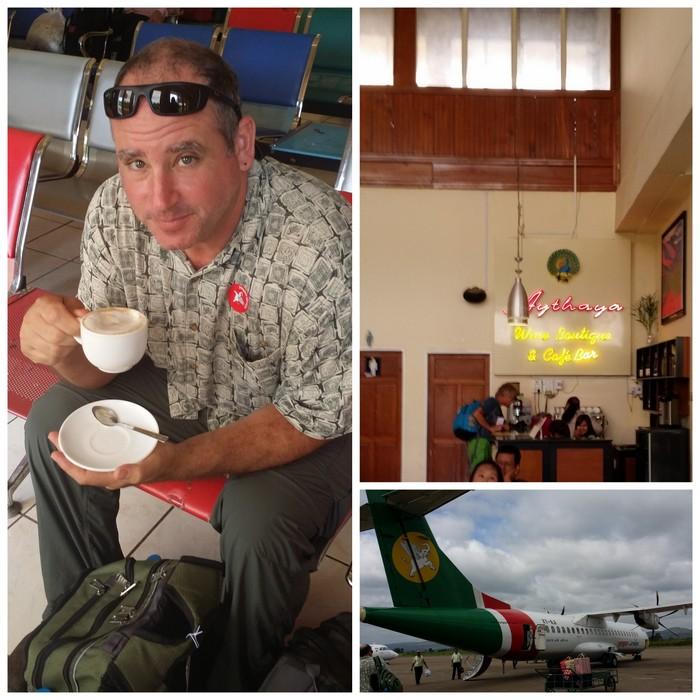 Heho Airport Coffee