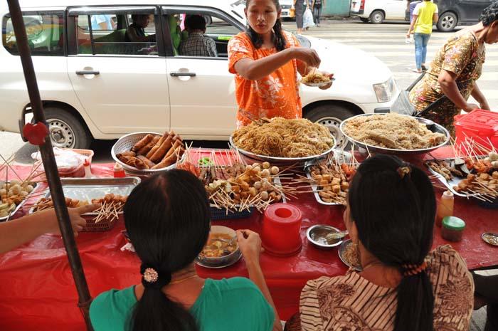 Yangon Food Tour