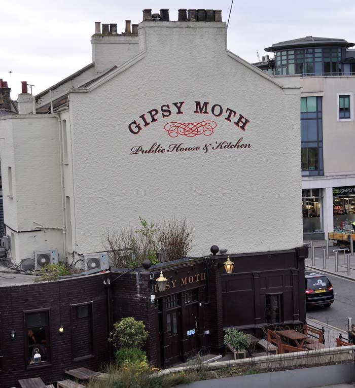 Gipsy Moth Public House
