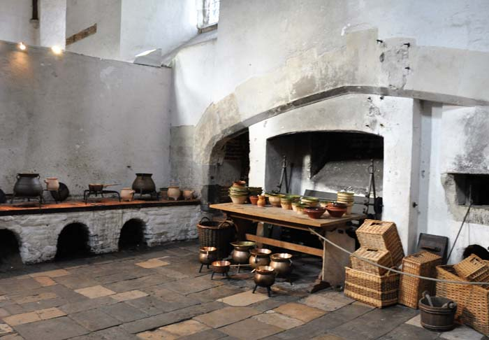 Hampton Court Kitchen