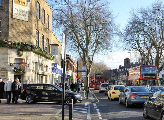 Chiswick High Street