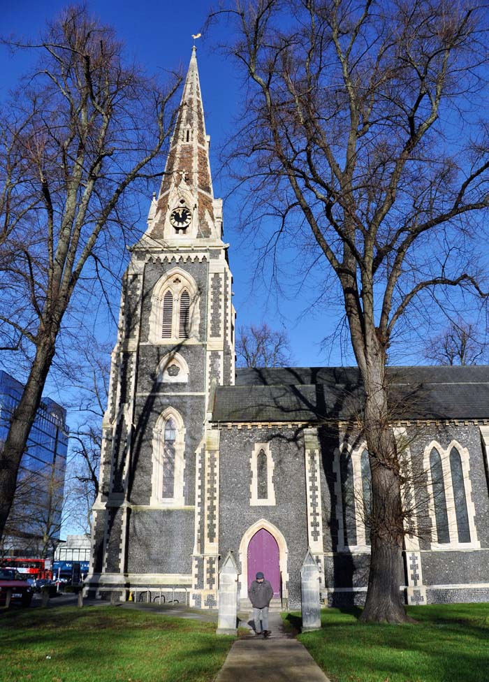 Christ Church, Turnham Green, Chiswick