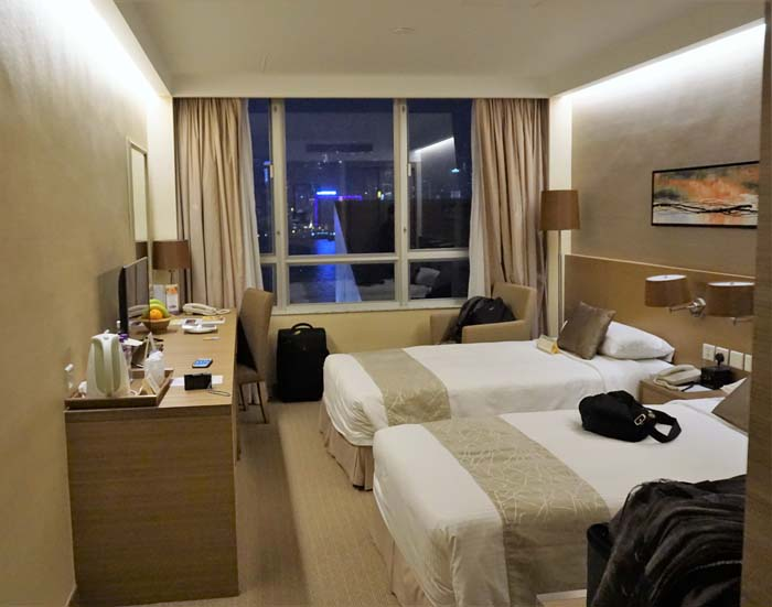 Salisbury YMCA Hong Kong Harbor View Room