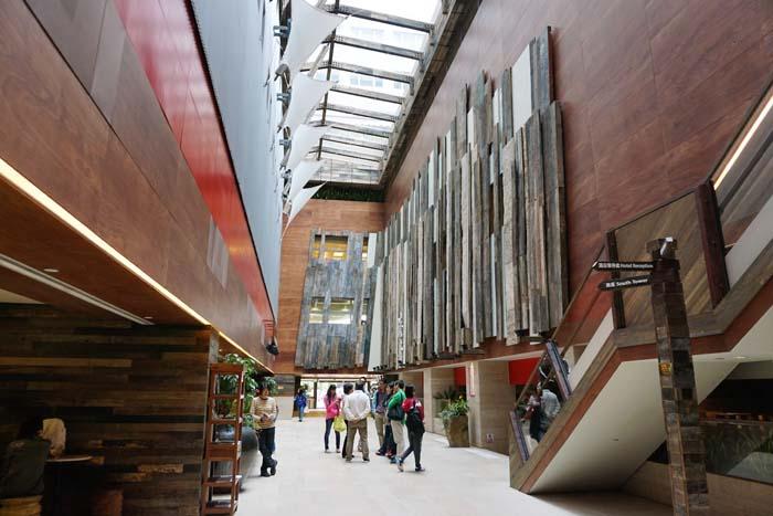 Salisbury YMCA Hong Kong Lobby
