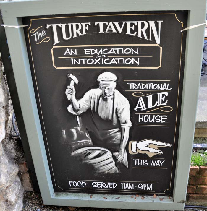 Oxford Turf Tavern