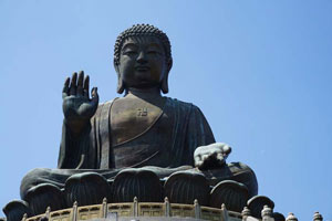 Thumbnail image for Hong Kong's Lantau Island; The Tian Tan Buddha and Po Lin Monastery