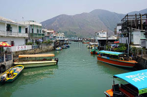 Thumbnail image for Hong Kong's Lantau Island Tai O Fishing Village