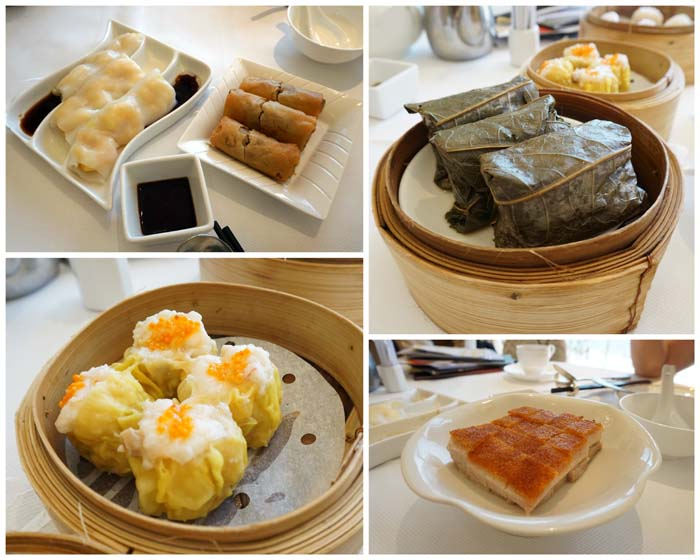 Dim Sum at the Serenade