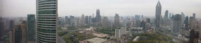 Le Meridien Shanghai View