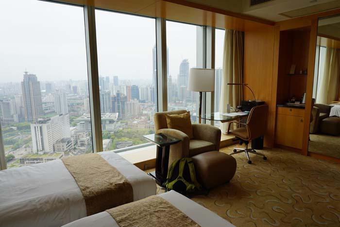 Le Meridien Shanghai Room