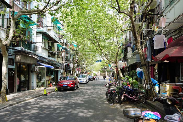Walking The French Concession In Shanghai Wired2theworld