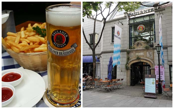 Paulaner Brauhaus in the French Concession