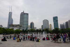 Thumbnail image for People's Square, the Marriage Market, and Museums in Shanghai