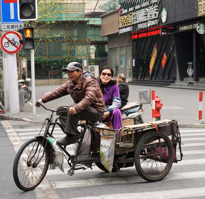 Shanghai transportation