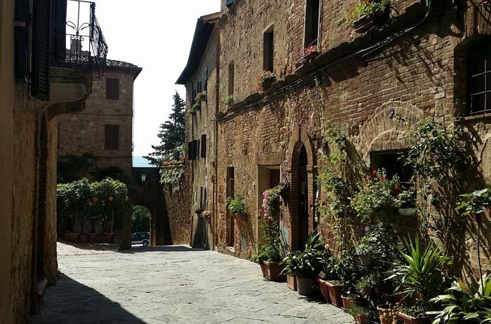 Street in front of La Bandita Townhouse