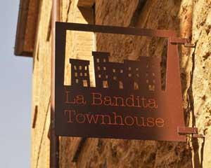 Thumbnail image for La Bandita Townhouse and Restaurant, Pienza Italy