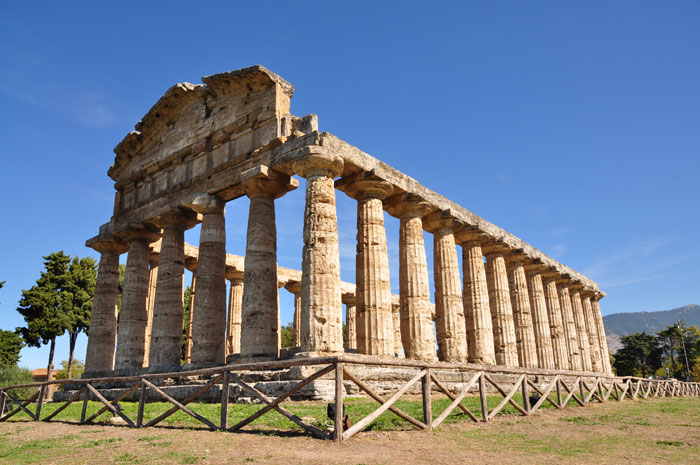Architecture and Archaelogy of Southern Italy |National Archaeological Museum Paestum