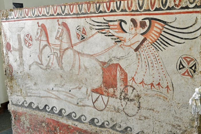 A Visit to Paestum's Temples and Archaeological Museum ... |National Archaeological Museum Paestum